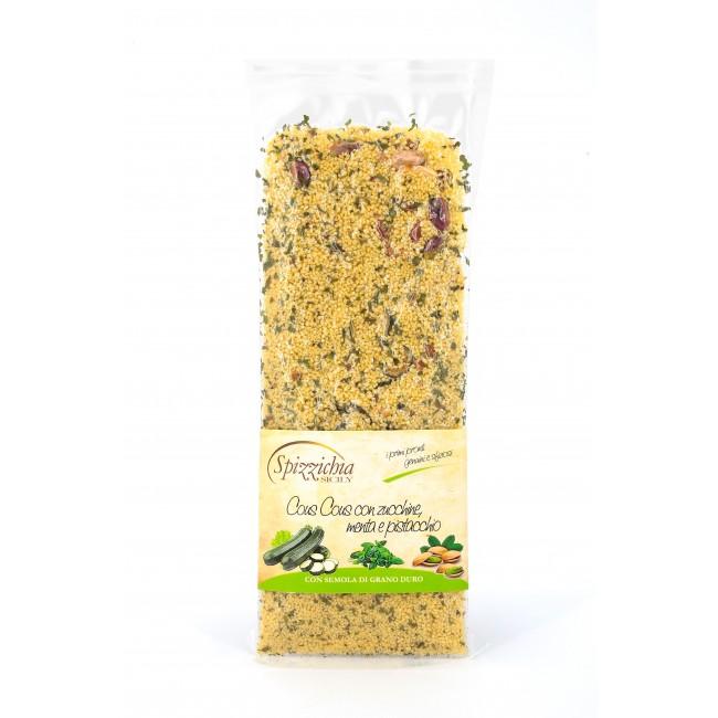 Cous Cous con Mandorle e Uva Passa (200 g)