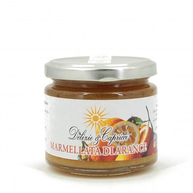 Marmellata di Arance (250 g)