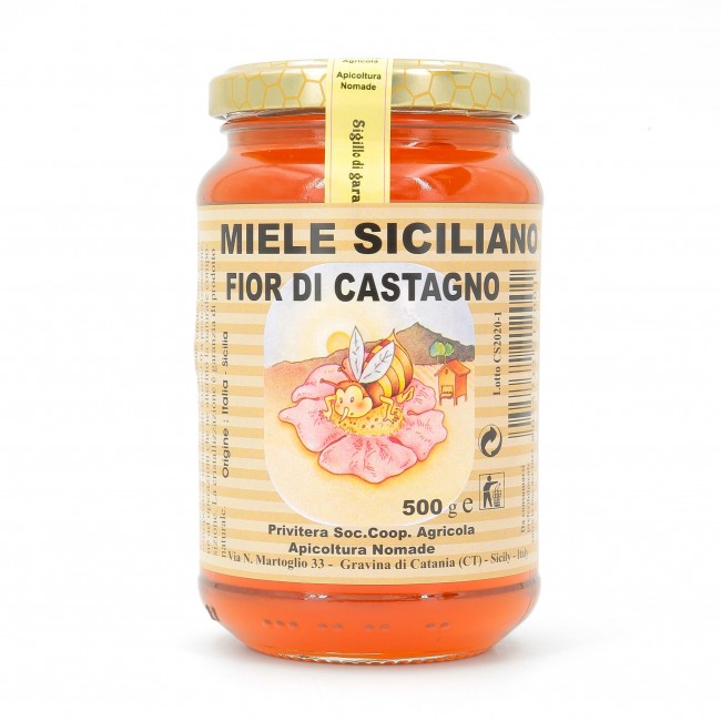 Miele Di Castagno (500 gr)