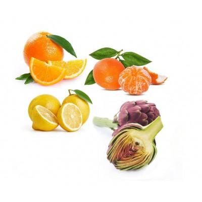 Pacco Misto Arance Tarocco - Mandarini (16.5 Kg)